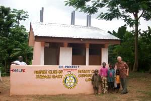 toilet at Nyameani