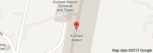 Kumasi International airport