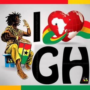 Ghana one word